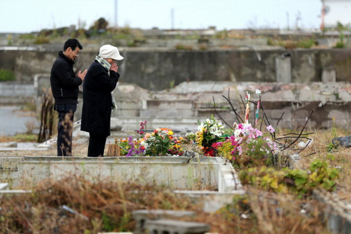 Фокусима. Фото:  Asahi Shimbun via Getty Images