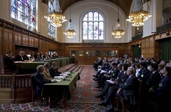 Гаагский суд начал слушания по иску Грузии против России в связи с ...