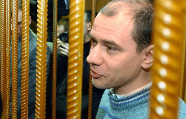 Учёный Игорь Сутягин в заключении. Фото: /AFP/Getty Images