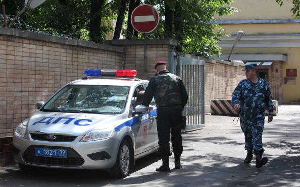 Игорь Сутягин до отправления в Вену находился в Лефортово. Фото: Alexey SAZONOV/AFP/Getty Images