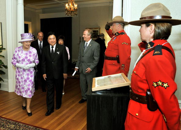 Визит королевы Великобритании Елизаветы II в Канаду. Фоторепортаж. Фото: Chris Jackson-Pool/Getty Images