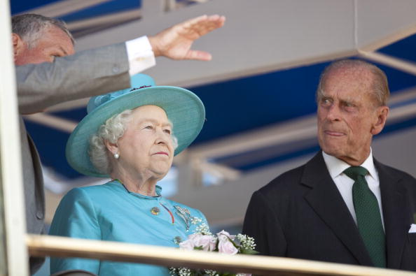 Визит королевы Великобритании Елизаветы II в Канаду. Фоторепортаж. Фото: GEOFF ROBINS/AFP/Getty Images