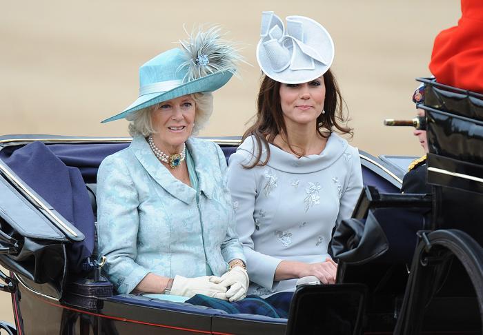 Королевская семья на параде королевской конной гвардии в Лондоне. Фоторепортаж. Фото: Stuart Wilson/Getty Images