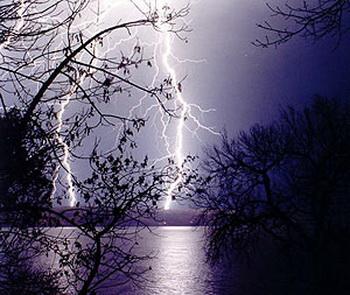 Сильные грозы прошли в Германии. Фото с сайта obozrevatel.com