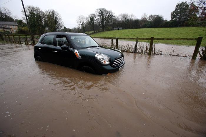 Наводнение в Англии. Фоторепортаж. Фото: Matt Cardy/Getty Images