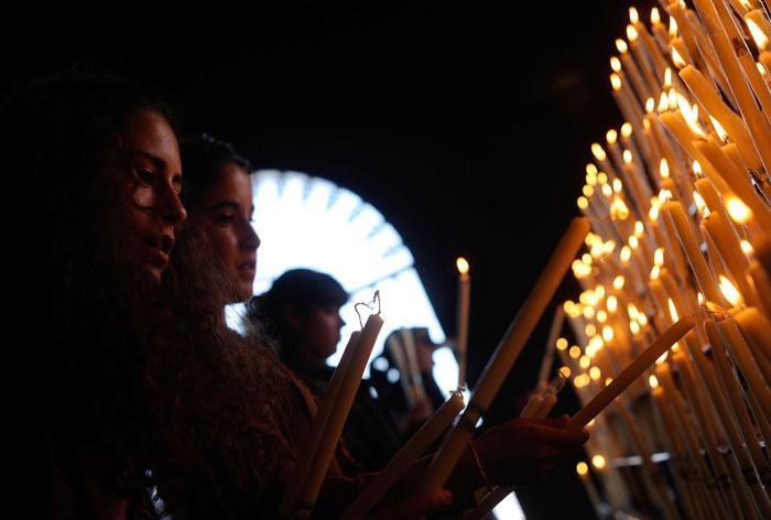 Традиции Испании. Паломники в Эль-Монте. Фоторепортаж. Фото: Denis Doyle/Getty Images