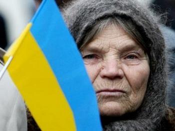 Украина поднимет пенсионный возраст для женщин. Фото с сайта lenta.ru