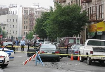 На вечеринке в Лос-Анджелесе произошла стрельба, один участник погиб, 8 человек получили ранения. Фото с сайта tert.am