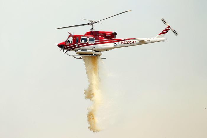 Лесные пожары бушуют в Австралии. Фоторепортаж. Фото: Brendon Thorne/Getty Images