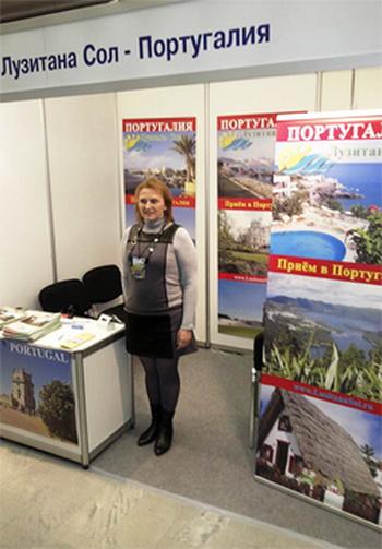 Компания «Лузитана Сол» приняла участие в трёх туристических выставках. Фото:  lusitanasol.ru