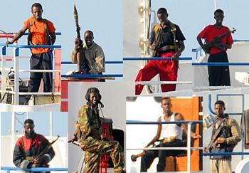 Сомалийские пираты освободили  сухогруз Lugela с 12  украинцами. Фото с сайта timer.od.ua