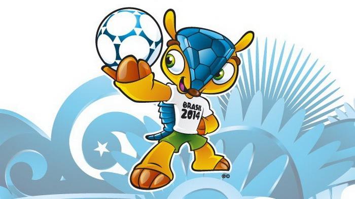 Талисман Чемпионата мира по футболу 2014 года получил имя — Фулеко. Фото:  fifa.com