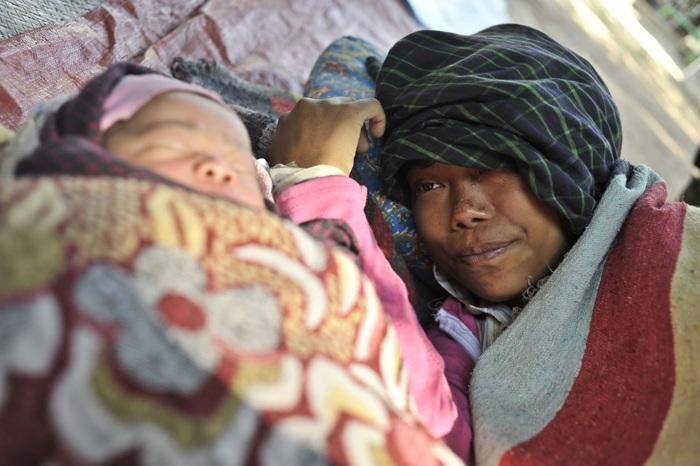 Последствия землетрясения в Мьянме. Фоторепортаж. Фото: Kaung Htet/Getty Images