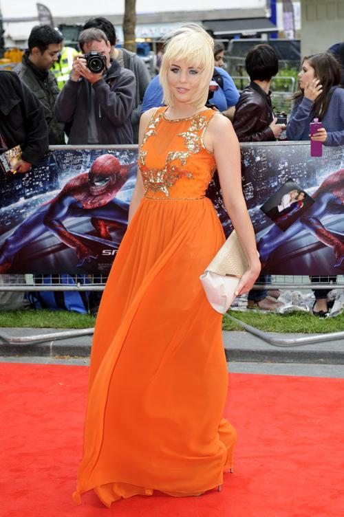 Знаменитости на  гала-премьере фильма «Человек-паук» в Лондоне. Lydia Bright. Фоторепортаж. Фото: Ben Pruchnie/Getty Images