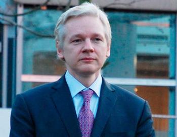 Основатель Wikileaks Джулиан Ассанж. Фото РИА Новости