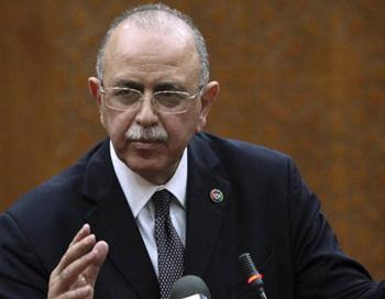 Абдель Рахим аль Киб - новый глава правительства Ливии. Фото: diepresse.com
