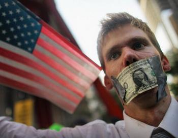 Социальная революция в Америке. Фото: Mario Tama/Getty Images