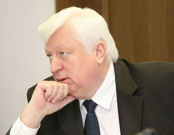 Виктор Павлович Пшонка стал новым Генеральным прокурором Украины. Фото с сайта gp.gov.ua