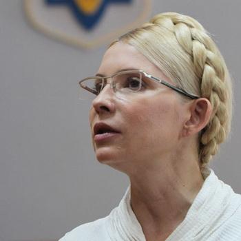 Экс-премьер Украины Юлия Тимошенко. Фото РИА Новости
