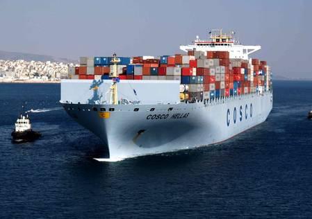 Банкротство Греции: Китай претендует на европейские торговые пути. Фото: AFP/Getty Images