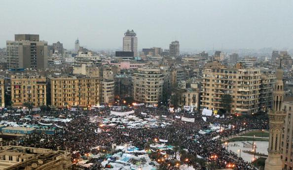 Беспорядки в Египте не прекращаются. Фоторепортаж. Фото: John Moore, Chris Hondros/Getty Images