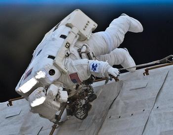 Аномальная жара достигла космоса. Фото: NASA/Getty Images