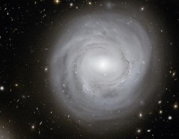 Галактика.Фото:Getty.