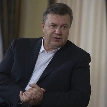 Президент Украины Виктор Янукович. Фото РИА Новости