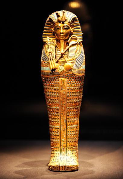 Из Каирского музея древностей украли статую Тутанхамона. Фото: Jemal Countess/Getty Images