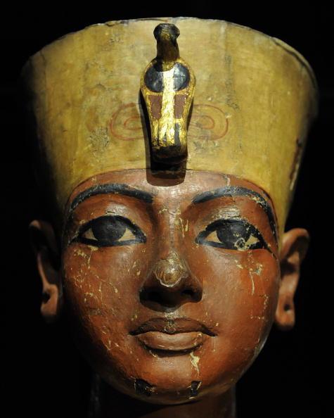 Из Каирского музея древностей украли статую Тутанхамона. Фото: TIMOTHY A. CLARY/AFP/Getty