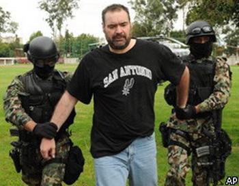 «Бельтран-Лейва», крупнейший наркокартель в Мексике, лишился своего главаря. Фото с сайта top.rbc.ru