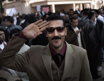 В Египте действие Конституции приостановлено,  парламент распущен.  Фото: MARCO LONGARI/AFP/Getty Images