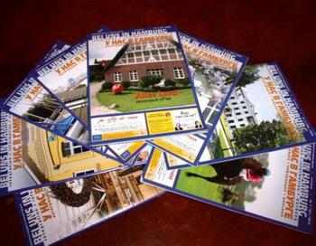 «У нас в Гамбурге», журнал для русскоговорящих гамбургцев.  Фото с сайта epochtimes.de