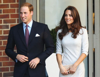 Принц Уильям и герцогиня Кэтрин пока еще не ожидают наследника. Фото: Brendon Thorne/Getty Images