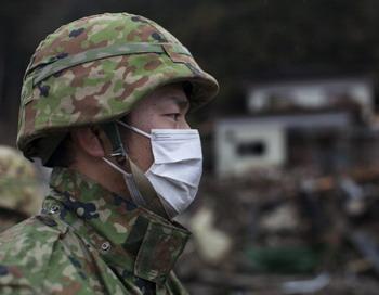 АЭС «Фукусима-1»: новый пожар вспыхнул на четвертом реакторе. Фото: Paula Bronstein /Getty Images
