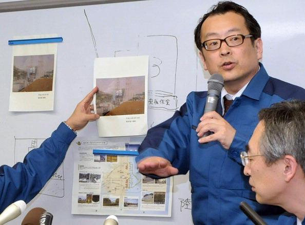 Расплавление ядра реактора  на АЭС «Фукусима-1» подтвердили специалисты  МАГАТЭ. Фото: JIJI PRESS/AFP/Getty Images