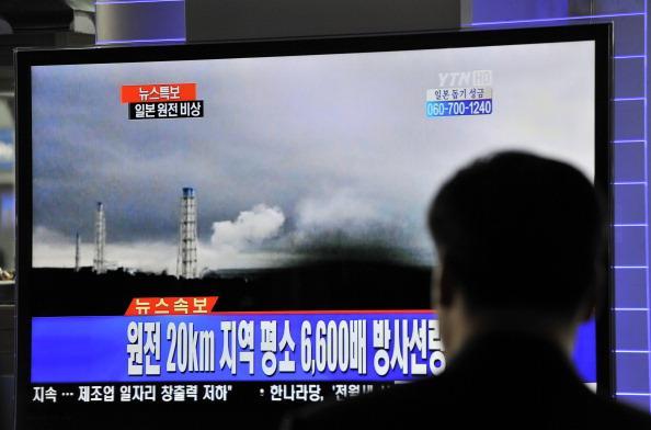 Расплавление ядра реактора  на АЭС «Фукусима-1» подтвердили специалисты  МАГАТЭ. Фото: JUNG YEON-JE, JIJI PRESS, JUNG YEON-JE/AFP/Getty Images