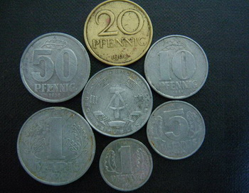 Когда-то это были деньги ГДР. Фото с сайта epochtimes.de