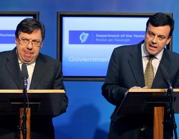 Помощь ЕС Ирландии может превысить 100 млрд евро. Фото: PETER MUHLY/Getty Images