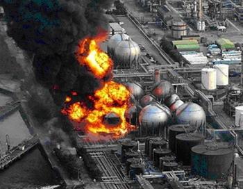 Выброс радиации с  двух АЭС в префектуре Фукусима может вызвать около 120.000 случаев заболевания раком. Фото с сайта obozrevatel.com