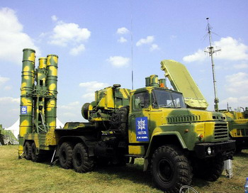 С-300 зенитно-ракетная система не будет поставляться из России в Иран. Фото с сайта techwp.ru