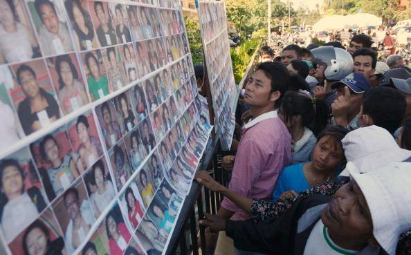 Трагедия на празднике в Пномпене унесла жизни 456 человек. Фото: TANG CHHIN SOTHY/AFP/Getty Images