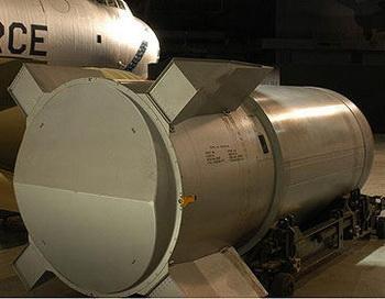 Уничтожена атомная бомба В-53, одна из мощнейших бомб времен холодной войны. Фото: stern.de