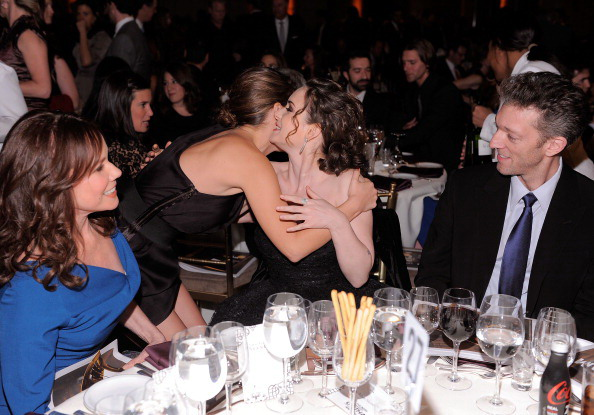 Бенжамен Мильпье станет мужем актрисы Натали Портман. Фото: Michael Loccisano/Getty Images