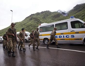 В авиакатастрофе в Пакистане по последним данным  все 152 человека погибли/ Фото: Behrouz MEHRI/AFP/Getty Images