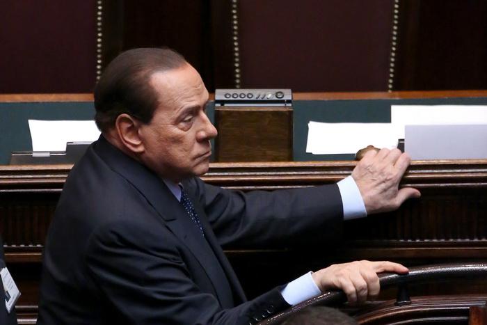 Сильвио Берлускони. Фото: Franco Origlia/Getty Images