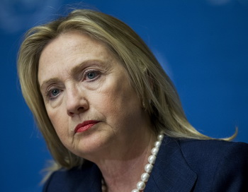 Хиллари Клинтон. Фото: Getty Images