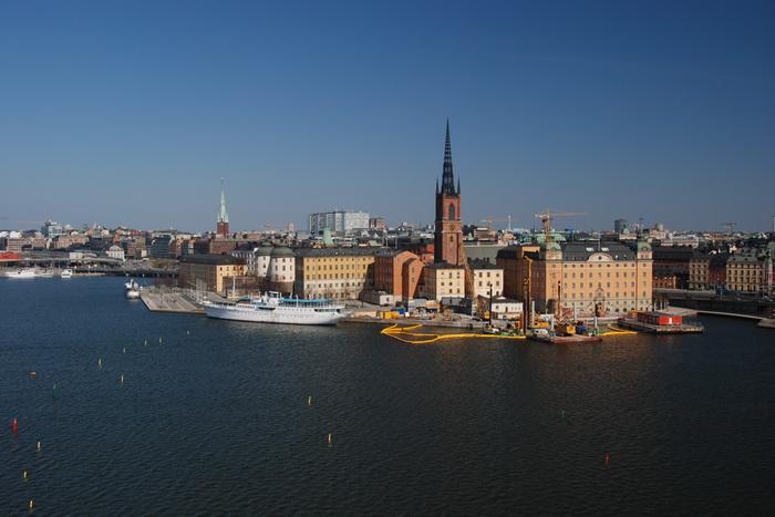 Стокгольм. Фото с сайта flickr.com