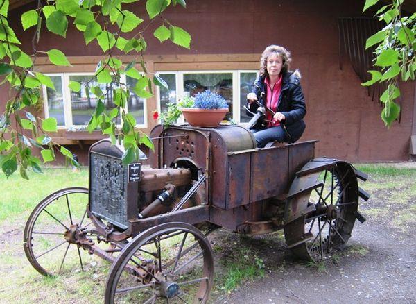 Вера Мессера из Аляски. Фото: Вера МЕССЕРА/Великая Эпоха (The Epoch Times)