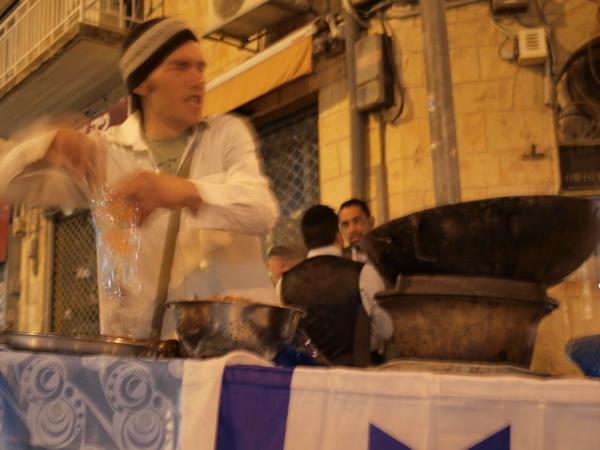 Израиль празднует День Независимости. Фото: Хава ТОР/Великая Эпоха